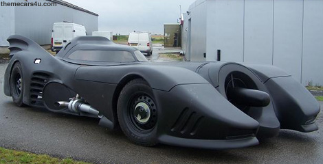 Batmobile for sale