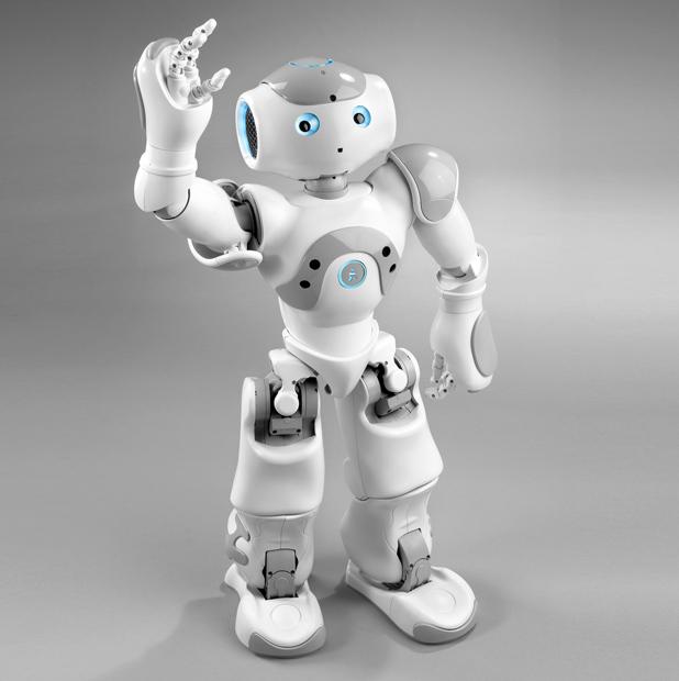 How do robots detect motion